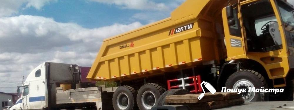 Грузовые перевозки Львов, цены перевозки грузов