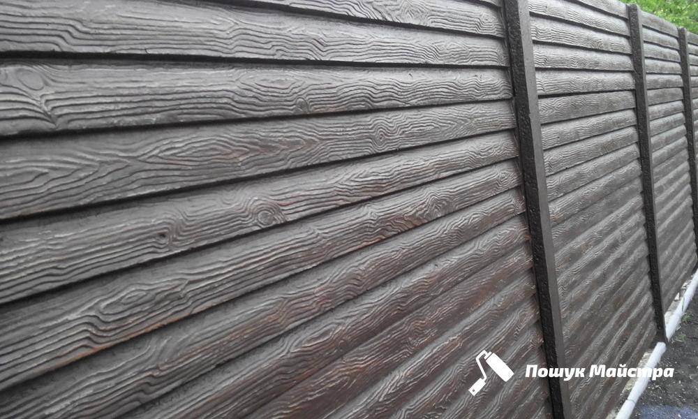 Почему так популярен бетонный забор во Львове
