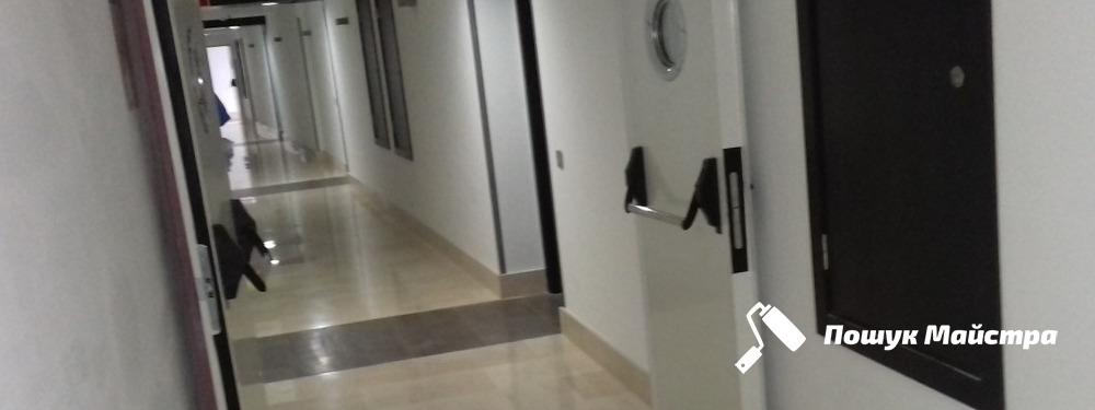 Як замовити монтаж протипожежних дверей