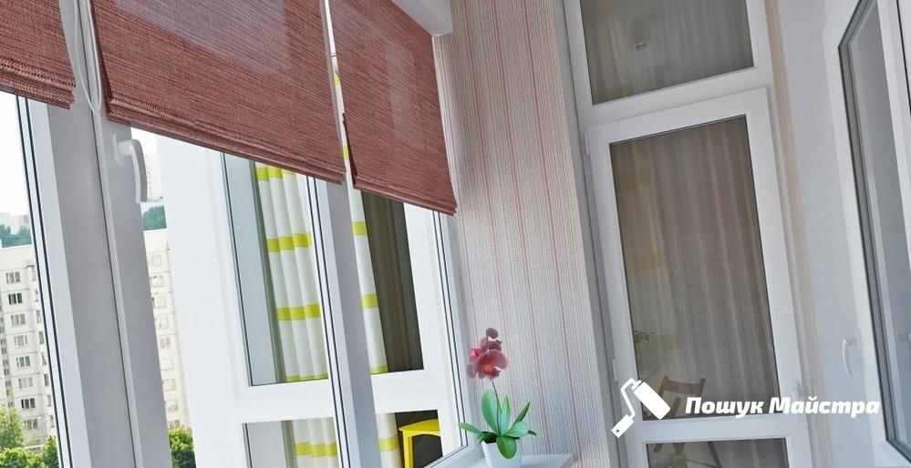 Технология установки и основные разновидности балконных окон во Львове