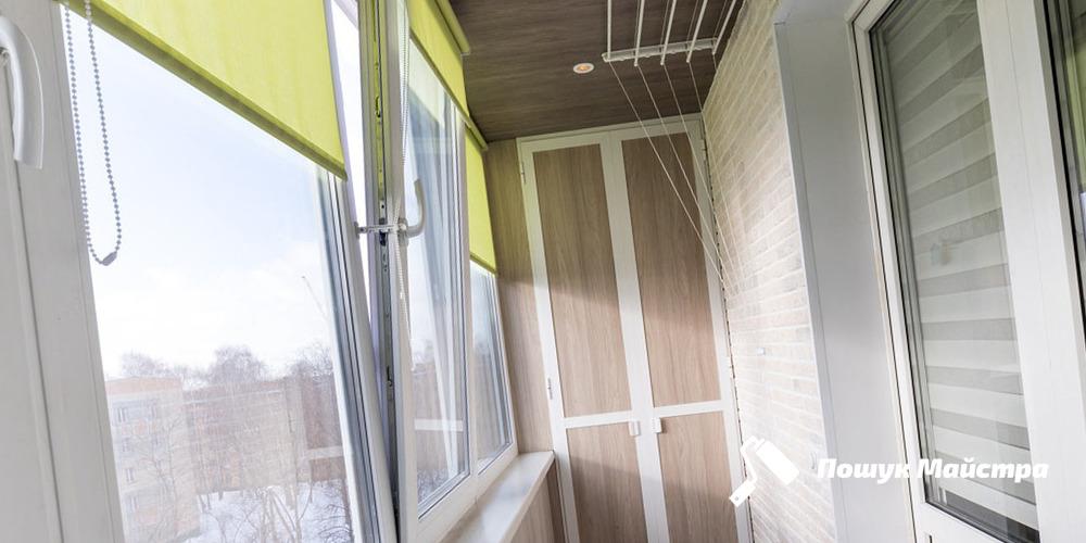 Застеклить балкон Львов | Цена на балконные окна