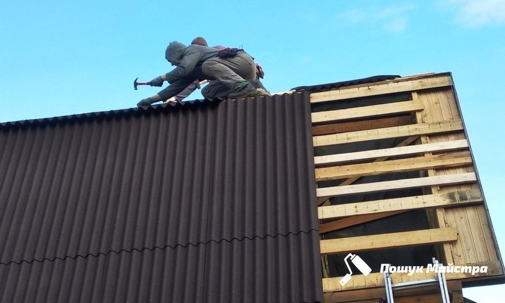 Скільки буде коштувати перекриття даху у Львові