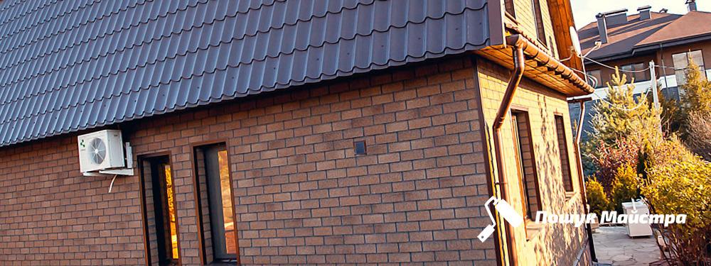 Фасадные панели Львов | Цена облицовки, отзывы