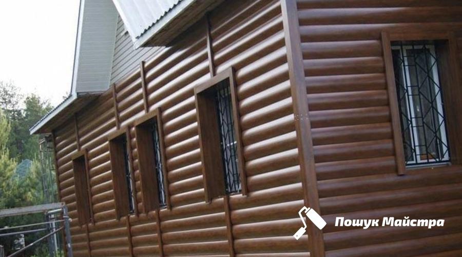Блок-хаус вагонка | Цены облицовки во Львове