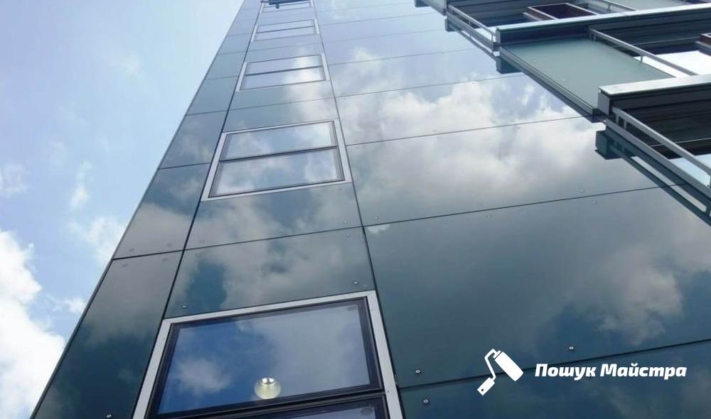 Стеклянные фасады Львов | Цены, мастера, отзывы