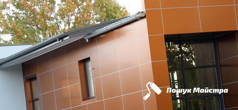 Алюминиевые композитные панели во Львове: основные преимущества