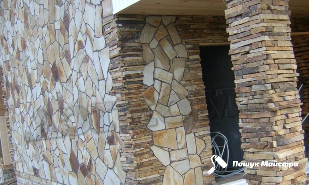 Стоит ли заказывать монтаж природного камня во Львове
