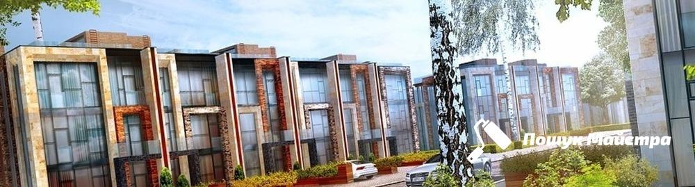 Технология предоставления услуги по облицовки фасадов