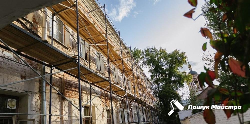 Реставрация фасадов Львов | Цены, мастера, гарантии