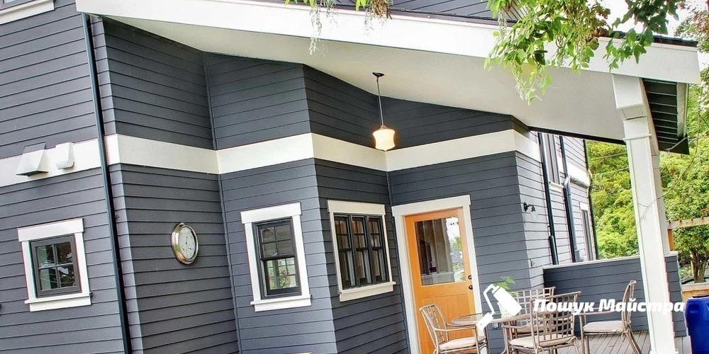 Как правильно выбрать краску для покраски фасадов