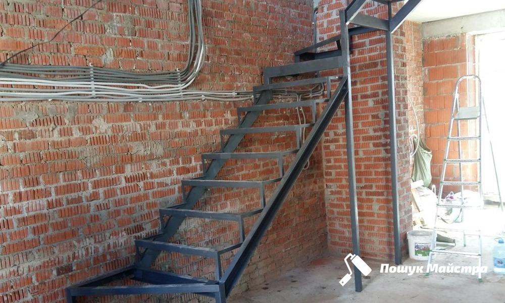 Монтаж металевих сходів: особливості технології