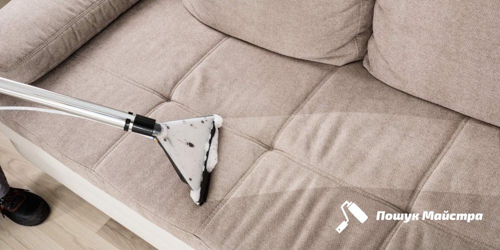 Технологія хімчистки диванів
