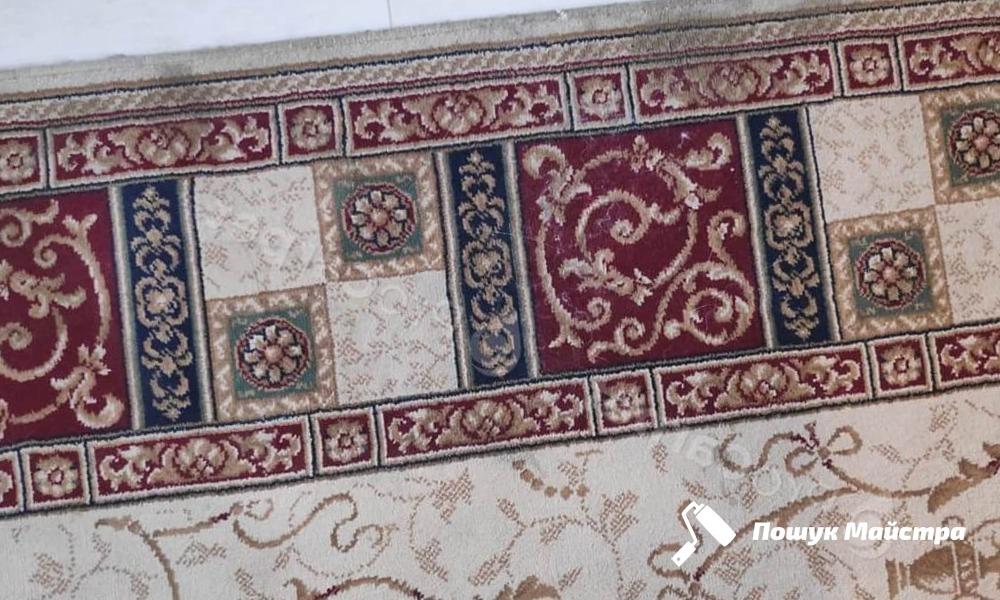 Хімчистка килимів Львов, цены и технологии чистки