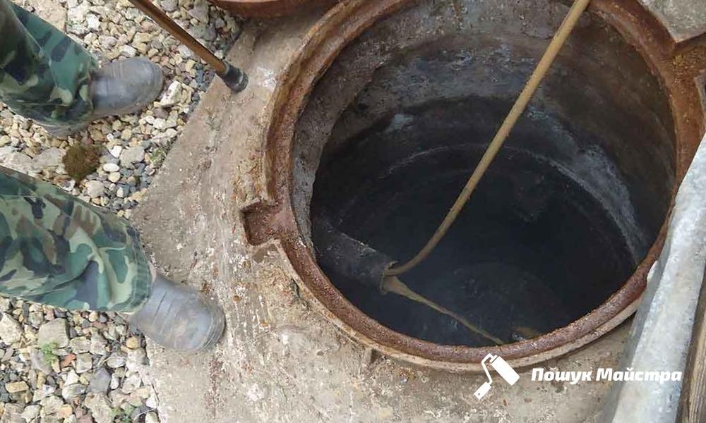 Для чего нужна прочистка канализации во Львове