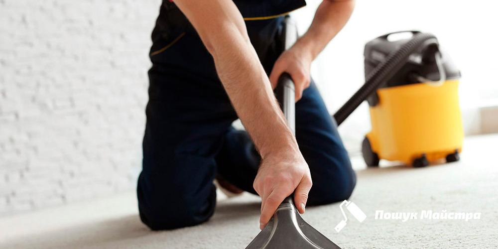 Послуги хімчистки: особливості технології робіт