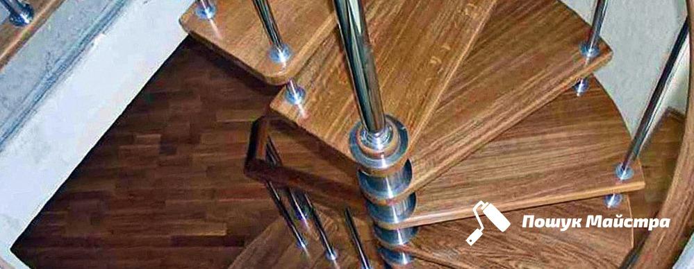 Монтаж деревянных лестниц: основная технология