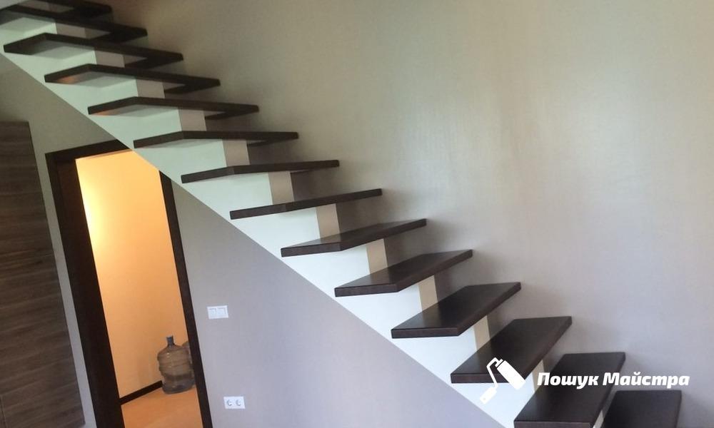 Монтаж сходів Львів - ціни виробництва від столярів