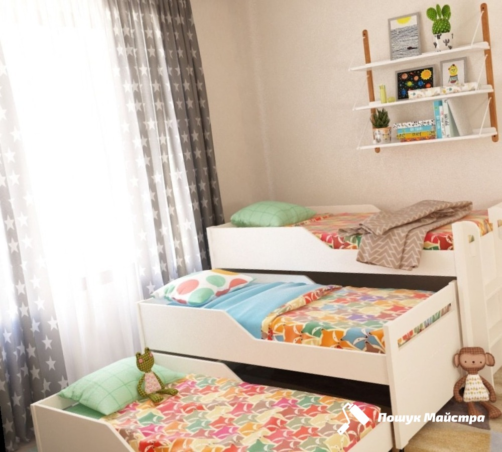 Дитячі ліжечка на замовлення: переваги рішення