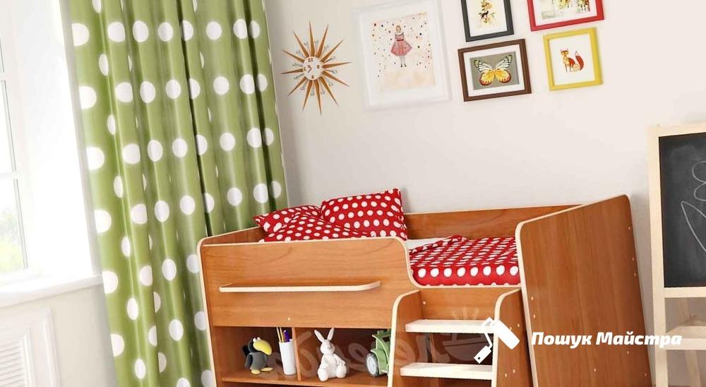 Дитячі меблі на замовлення: переваги рішення