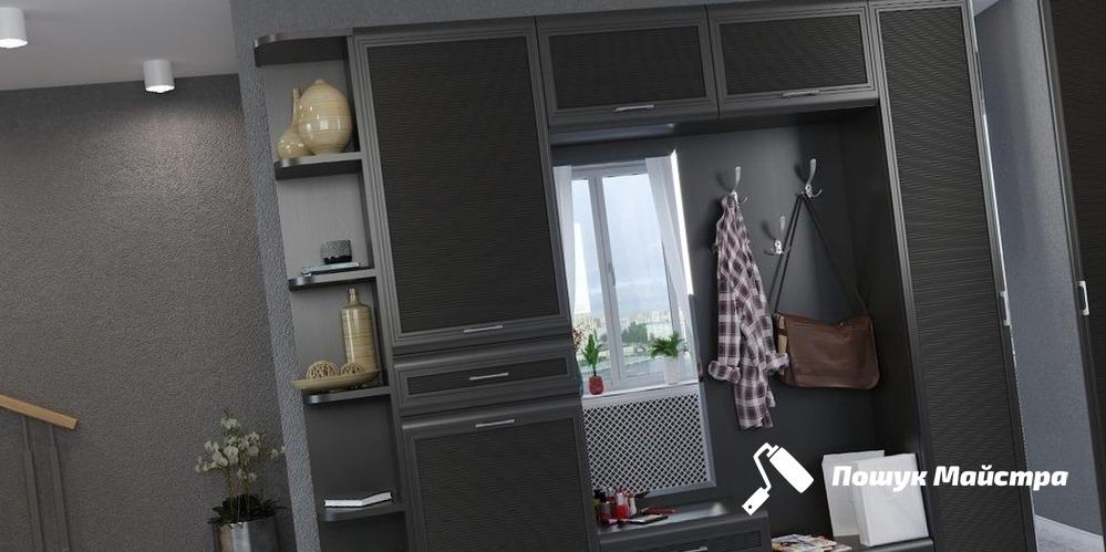 Основні переваги корпусних меблів на замовлення
