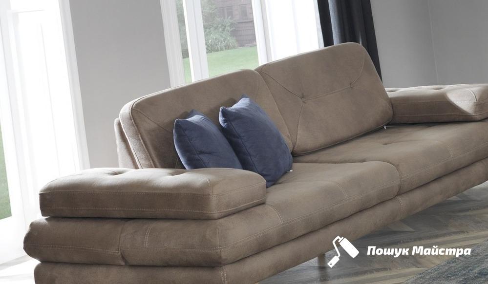 Особенности углового дивана