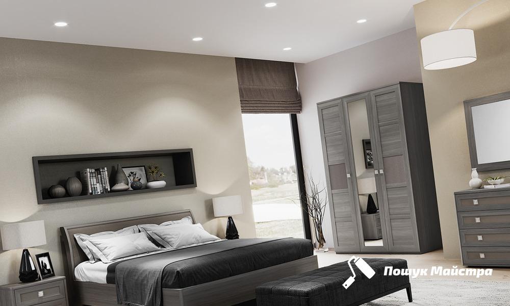 Технология изготовления спальни во Львове