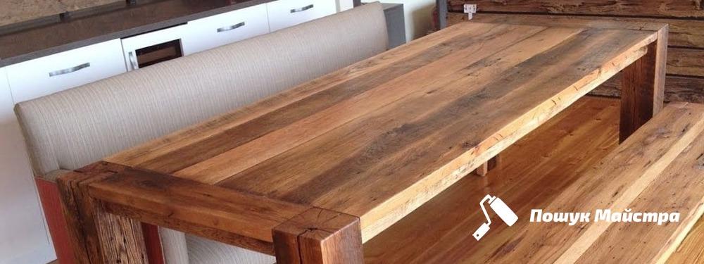 Технологія робіт з реставрації меблів