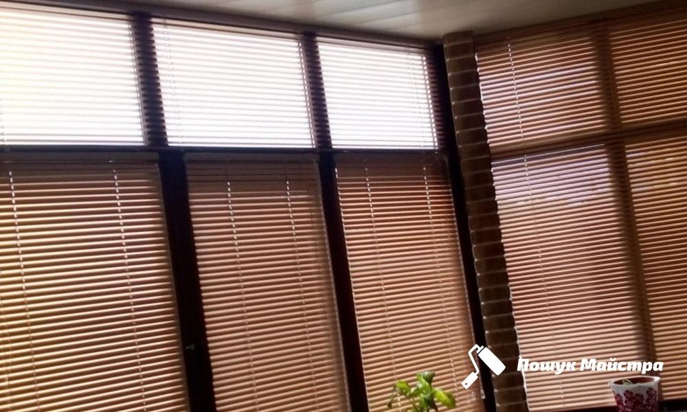 Жалюзи Львов | Цена установки жалюзи на окна