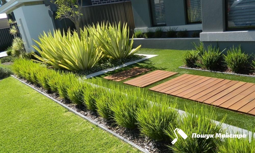 Основные стилистики ландшафтного дизайна двора