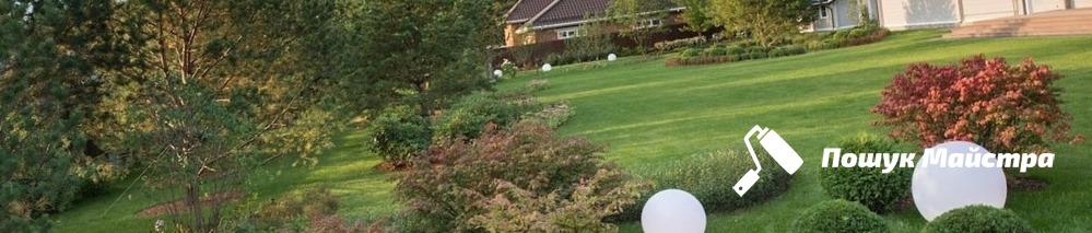 Ландшафтный дизайн двора: технология разработки