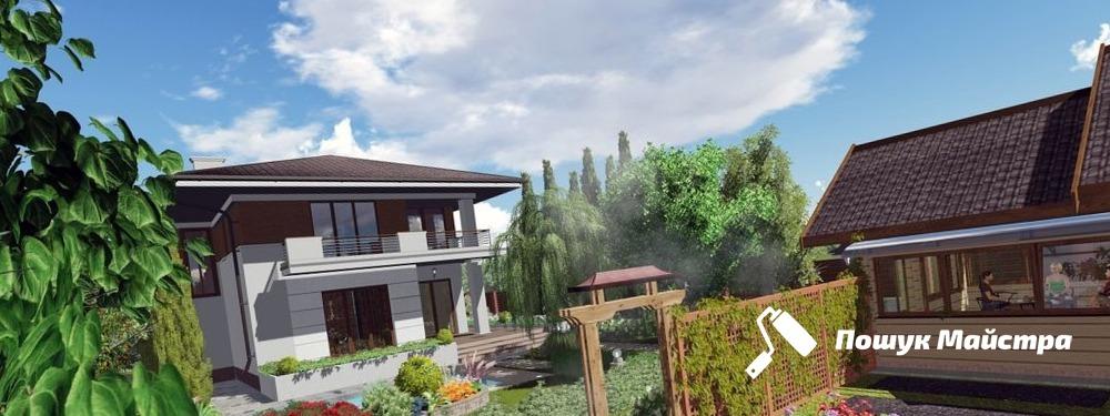 Ландшафтный дизайн Львов – цены дизайнеров ландшафта