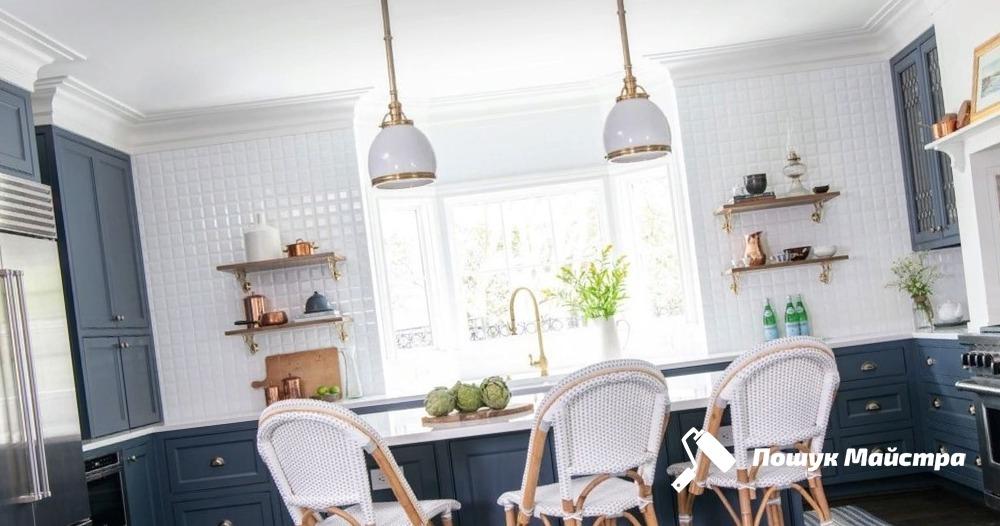 Технология создания интерьера кухни во Львове