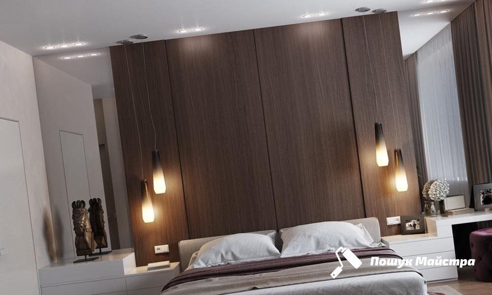 Дизайн спальни Львов – цена на интерьер спальни