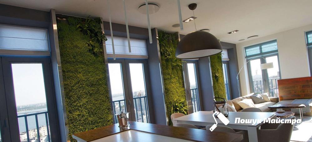 Дизайн інтер'єру квартири: технологія створення