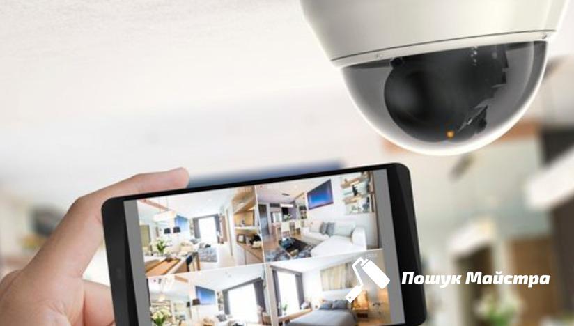 Установка камери в приміщенні: особливості технології