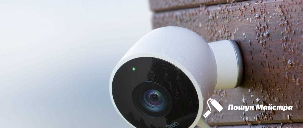 Установка вуличної камери: ціни монтажу у різних монтажників