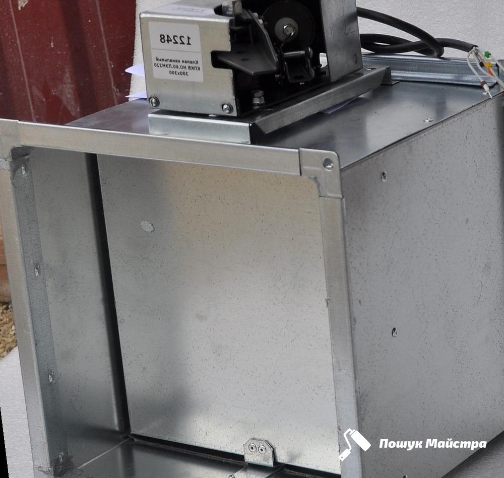 Монтаж протипожежного клапана у Львові: особливості технології