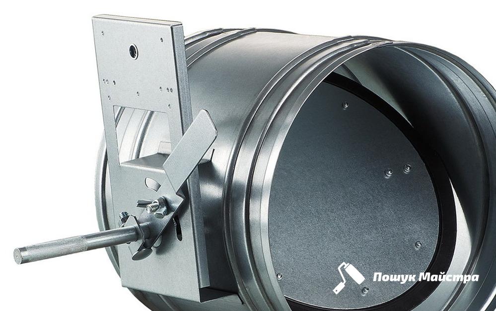 Монтаж вентиляційної заслінки: основне призначення обладнання
