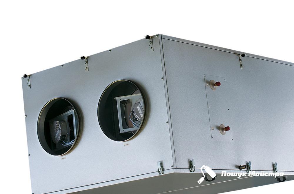 Установка приточно-вытяжных агрегатов во Львове: преимущества оборудования