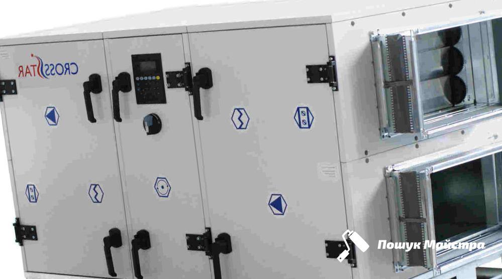 Установка приточно-вытяжных агрегатов: особенности технологии