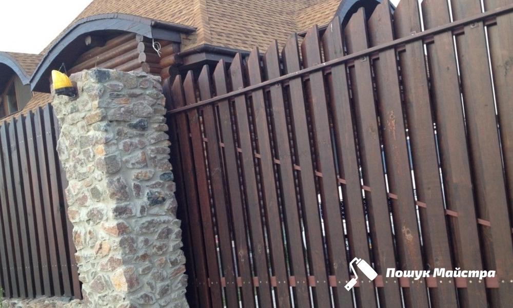 Як замовити паркани для дачі
