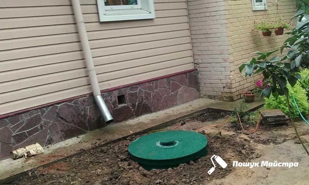 Автономна каналізація Львів | Ціна на монтаж