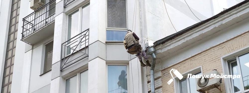 От чего зависят цены на фасадные работы во Львове