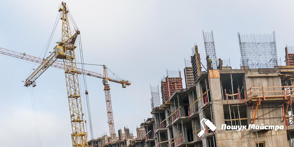 От чего зависят расценки на строительные работы во Львове