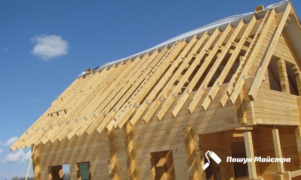 Основная технология строительства бани во Львове