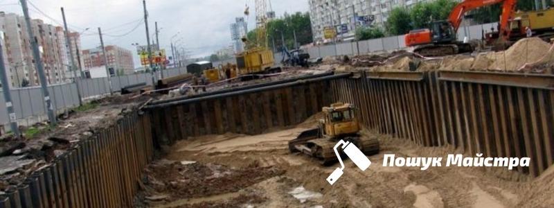 Разработка грунта: особенности технологии