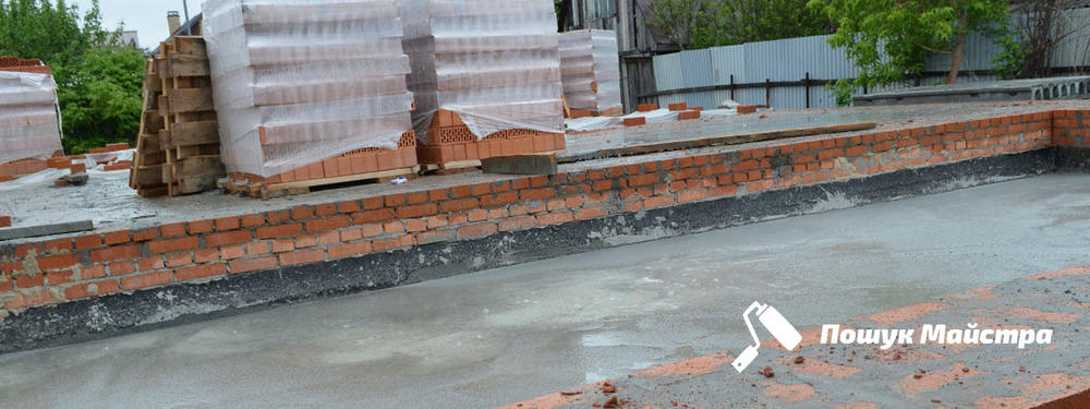 Оборудование монолитного перекрытия во Львове, цены