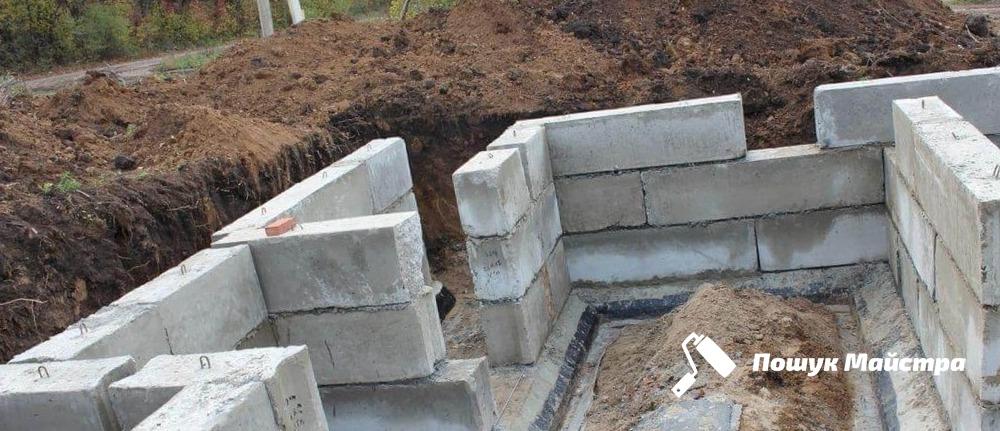 Какие преимущества имеют фундаментные блоки во Львове