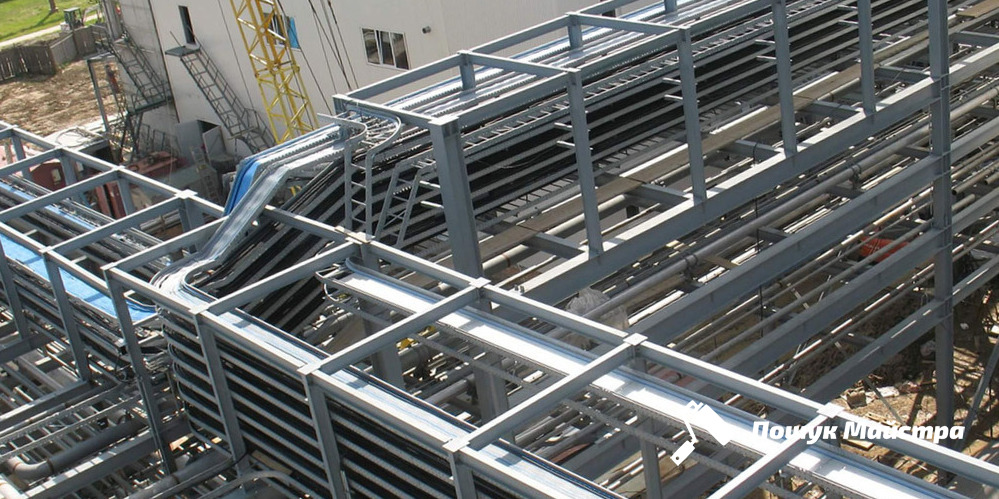 Чи варто замовляти складання металоконструкцій промислових будівель
