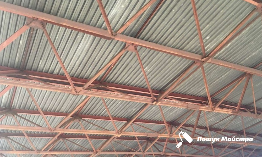 Монтаж металлоконструкций ангаров: особенности технологии